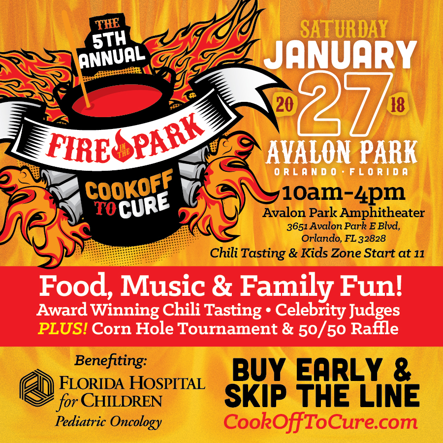 5th Annual FITP Chili Cook-Off